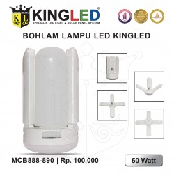 LED CORN DIMMER 1-4-8 WATT